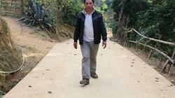 Sơn La: Dân hiến đất, góp công, góp của làm đường to, đẹp