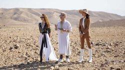 """Võ Hoàng Yến bỏ mặc thí sinh """"oằn mình"""" trên sa mạc Israel?"""