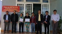 Công ty Điện lực Lâm Đồng xây hàng chục căn nhà cho người nghèo
