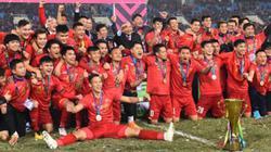 NÓNG: Vô địch AFF Cup 2018, ĐT Việt Nam giữ chắc vị trí 100 thế giới