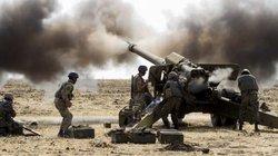 Tin nóng: Ukraine khai hỏa tấn công ngoại ô Donetsk