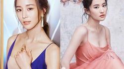 Lưu Diệc Phi lần đầu bay khỏi Top mỹ nữ trong mắt người Trung Quốc