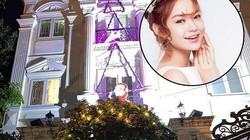 Sao Việt khoe nhà triệu đô được trang trí rực rỡ đón Giáng Sinh