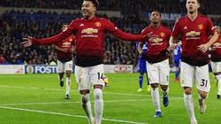 Kết quả, BXH bóng đá rạng sáng 23.12: M.U đại thắng, Man City thua sốc