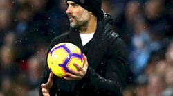 Guardiola nói điều bất ngờ khi Man City thua sốc trên sân nhà