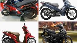 Có 30-50 triệu đồng, chọn mua xe máy Honda nào chơi Tết?