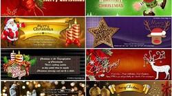 Kho ảnh bìa tuyệt đẹp cho Facebook nhân Lễ Giáng sinh