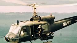 Chiến tranh Việt Nam qua góc nhìn của xạ thủ súng máy UH-1