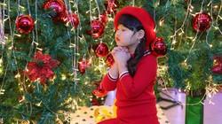 Ảnh-clip: Hà Nội ngập tràn không khí Giáng sinh trước đêm Noel