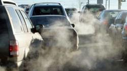 Đề xuất thu phí khí thải: Kinh doanh ô tô cũ phá sản!