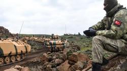 Thổ Nhĩ Kỳ ồ ạt đưa quân áp sát Syria thay Mỹ chống IS