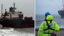 Tàu Nga 16.000 tấn bất ngờ bị Anh giữ chân để điều tra