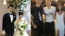 Sao nam 28 tuổi cưới nữ đại gia Hà Nội cấm khách dự tiệc đăng ảnh cô dâu