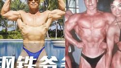 Ông lão 69 tuổi ở Trung Quốc gây sốt vì cường tráng như trai 30