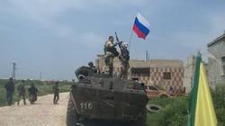 """Lính Nga, Syria áp sát Manbij, bảo vệ người Kurd khỏi """"móng vuốt"""" Thổ Nhĩ Kỳ"""