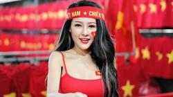 Ngân 98 bày tỏ tình cảm cuồng nhiệt với tuyển Việt Nam