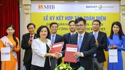 Bảo hiểm Bảo Việt và Ngân hàng SHB hợp tác đẩy mạnh thương hiệu