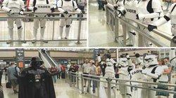 Những tình huống cười chảy nước mắt tại các sân bay