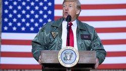 Siêu máy bay bí mật chở ông Trump đến Iraq đã bị lộ như thế nào?