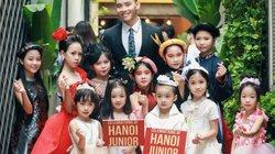 Tuần lễ Liên hoan thời trang thiếu nhi Hà Nội 2018 thu hút 300 mẫu nhí