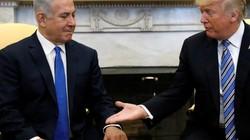 Sau vụ Israel tấn công Syria, Trump lên tiếng trấn an đồng minh ruột
