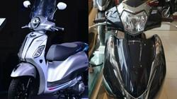 Thích xe ga, chọn 2019 Yamaha Grande Hybrid hay Honda LEAD?