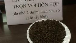 Hôm nay xét xử vụ trộn vỏ cà phê với lõi pin