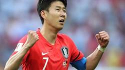 CĐV Hàn Quốc lo Trung Quốc dùng... kung-fu với Son Heung-min
