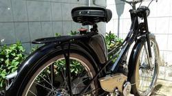 Chi hơn 200 triệu cho chiếc xe gắn máy đầu tiên tại Việt Nam