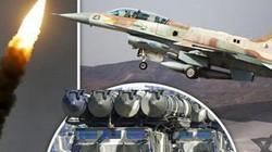 """Lộ tuyệt chiêu Israel dùng để né """"móng vuốt"""" S-300 Nga ở Syria"""