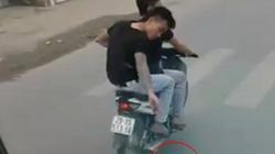 Công an vào cuộc vụ 2 thanh niên nghi rải đinh trên đường