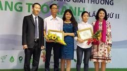 Lễ chung kết & trao giải thưởng sáng tạo xanh lần thứ 2