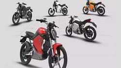 Xe điện Super Soco TC-MAX giá đắt ngang Honda SH nhập khẩu