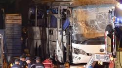 Nóng: Xe buýt chở khách Việt Nam ở Ai Cập bị đánh bom, 4 người chết