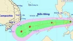 Áp thấp nhiệt đới có thể mạnh lên thành bão, cả nước đón tết trong mưa, rét