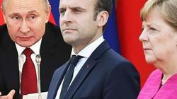 """Putin nổi cơn thịnh nộ trước yêu cầu """"không thể chấp nhận"""" của Đức và Pháp"""