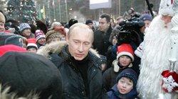 Điện Kremlin hé lộ kế hoạch chơi Tết Dương của Putin