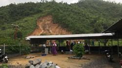 """Lở núi khiến 3 người chết ở Khánh Hòa: Người dân nghe thấy """"ầm ầm"""""""