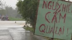 Phú Yên: Một người lội qua tràn Phước Lộc bị nước cuốn tử vong