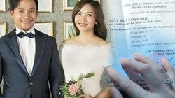 """Vợ sắp cưới của Đinh Tiến Đạt khoe giấy nhập học, dân mạng """"soi"""" điểm bất ngờ"""