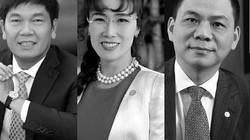 TTCK biến động mạnh nhất 10 năm: tỷ phú Phạm Nhật Vượng ổn định, tài sản Trần Đình Long bốc hơi