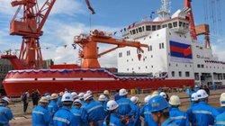 Trung Quốc vươn tay tới tận Bắc Cực?