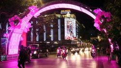 """Không thể rời mắt với hình ảnh phố Sài Gòn """"biến hình"""" ngày cuối năm"""