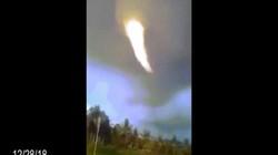 Video: Lửa bốc cháy dữ dội trên bầu trời như tận thế ở Indonesia