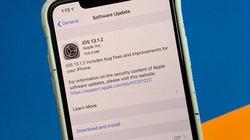 iOS 13.1.1 vừa ra mắt, Apple đã vội vã phát hành iOS 13.1.2