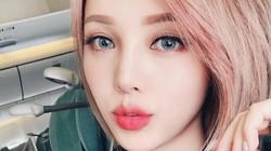 """""""Đứng hình"""" trước vẻ đẹp không tỳ vết của """"Phù thủy make up"""" xứ Hàn"""