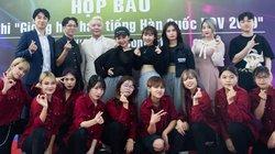 Cuộc thi giọng hát Kpop tại Việt Nam có sự tham gia của biên đạo Hàn đứng sau BTS