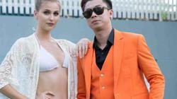 Hồ Việt Trung chơi trội mời Thiên thần nội y Nam Phi đóng MV