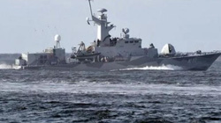 Thụy Điển đưa tàu chiến vào căn cứ ngầm khổng lồ trước mối đe dọa từ Nga