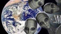 Người ngoài hành tinh theo dõi con người từ các vật thể gần Trái đất?